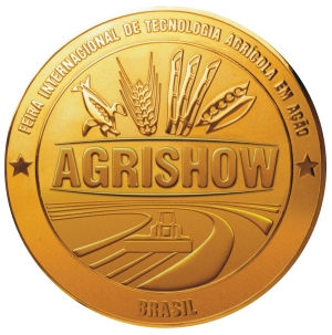 Logotipo Agrishow 2019