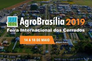 Logotipo AgroBrasília 2019