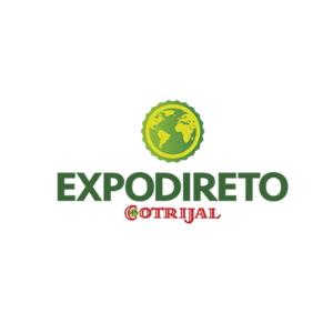 Logotipo Expodireto Cotrijal 2020