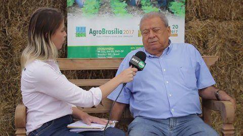 AgroBrasília 10 anos -  Alysson Paolinelli, Presidente Abramilho