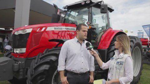 AgroBrasília - 10 anos - Massey Ferguson