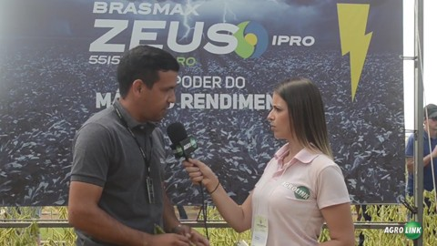 BRASMAX -  Nova tecnologia garante o aumento de até 10% em produtividade