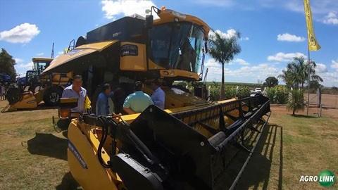 Fabricantes de máquinas agrícolas apostam em fortes vendas em 2018