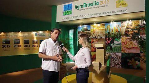 AgroBrasília 10 anos - Ronaldo Triacca  Encerramento