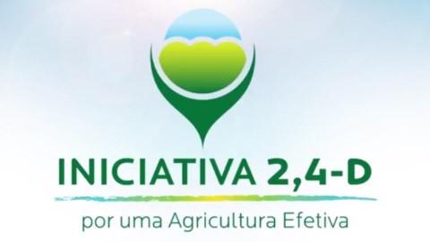 2,4-D é uma das principais ferramentas do produtor rural