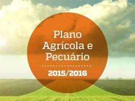 Governo lança Plano Agrícola e Pecuário 2015/2016