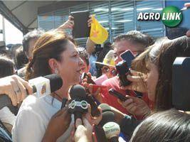 Agrishow: Kátia Abreu confirma criação de Lei Agrícola para o Brasil