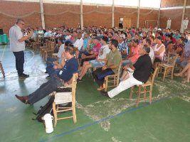 Público da Chamada da Sustentabilidade se reúne para evento de avaliação em Putinga