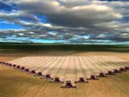 Mato Grosso iniciou a colheita da maior safra brasileira de soja