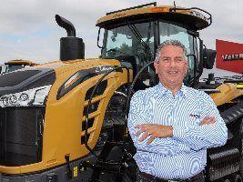 AGCO lidera exportação de equipamentos agrícolas