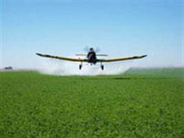 Aplicações aéreas visando o controle da Ferrugem da Soja (Phakopsora packyrhizi)