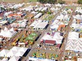 Boicote de montadoras derruba expectativa de negócios no Show Rural