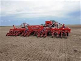 Kuhn lança maior semeadora do país na Expodireto