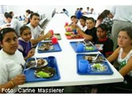 Alimentos biofortificados serão introduzidos na merenda escolar em MG
